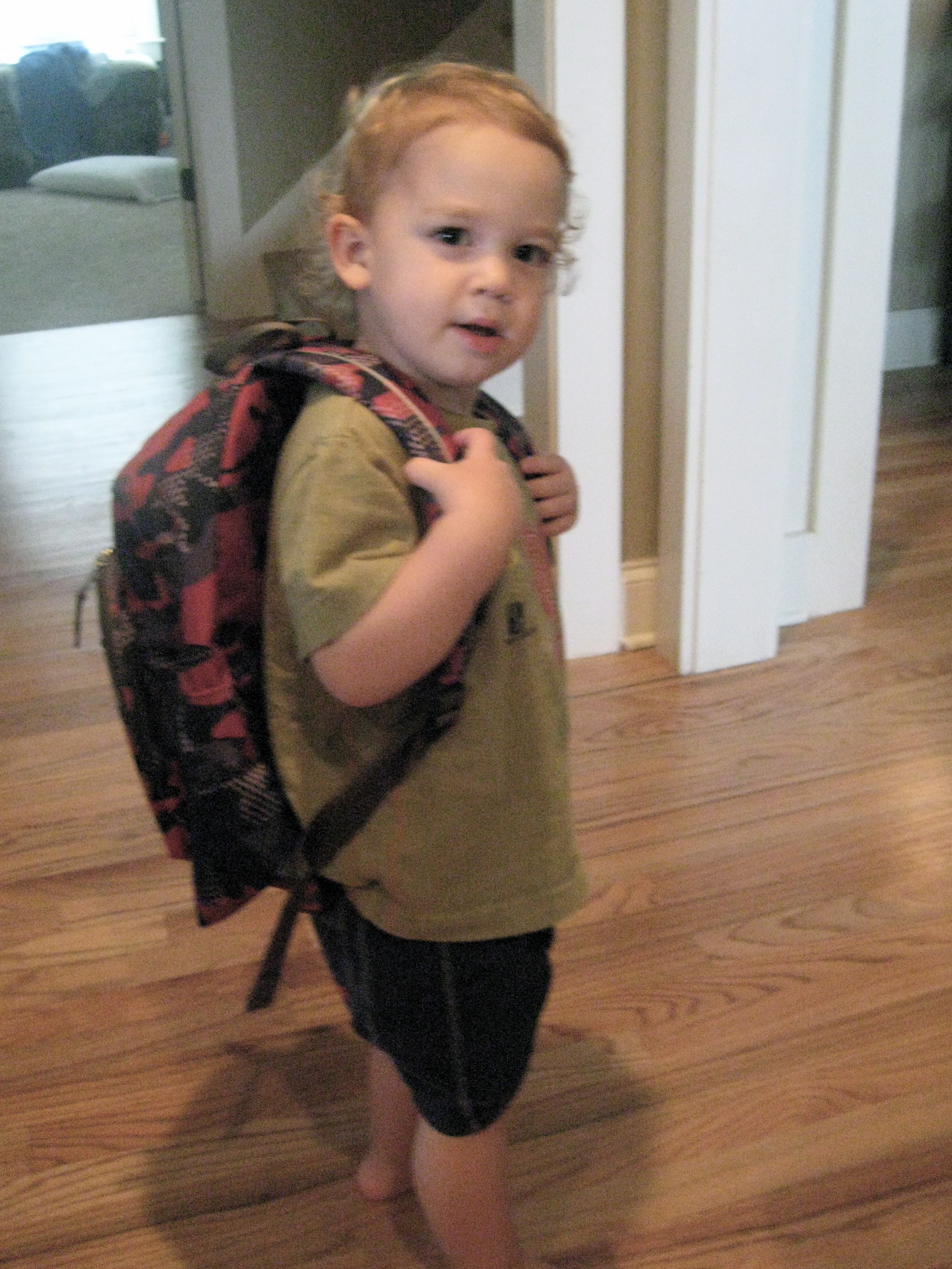 Thanks Marmi for the cool backpack!