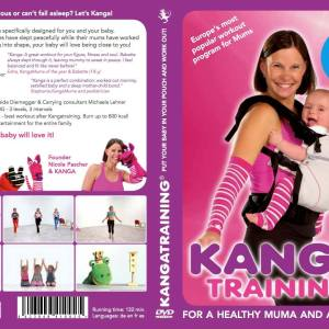Kangatraining DVD