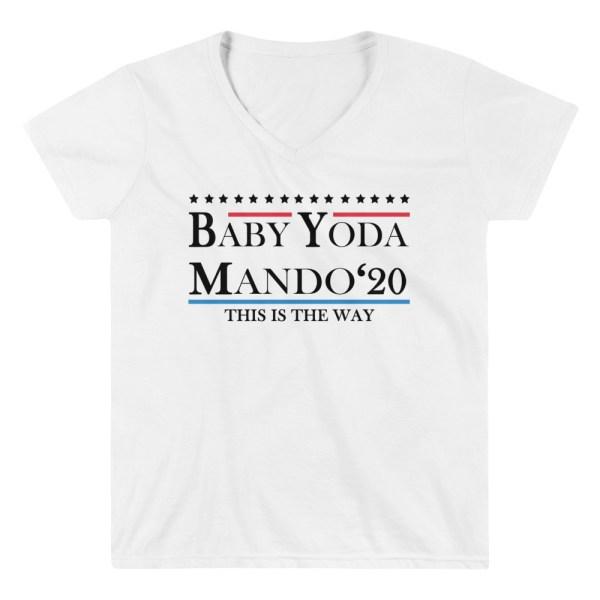 baby yoda mando 2020 women