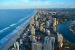 10. Gold Coast, Australia.