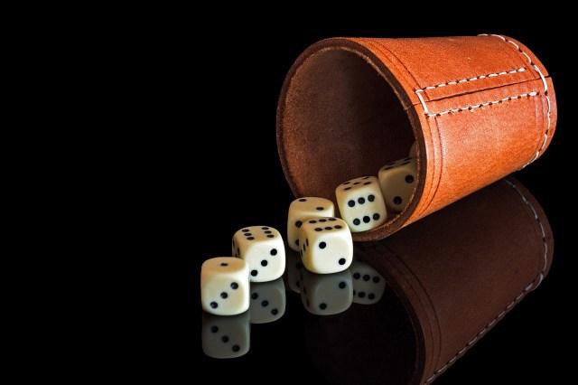 骰子的概率總論(1)