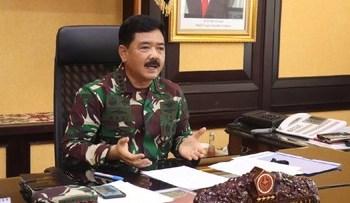 Panglima TNI Hadi Tjahjanto memastikan 53 awak KRI Nanggala gugur. (Foto: Dok. Puspen TNI)