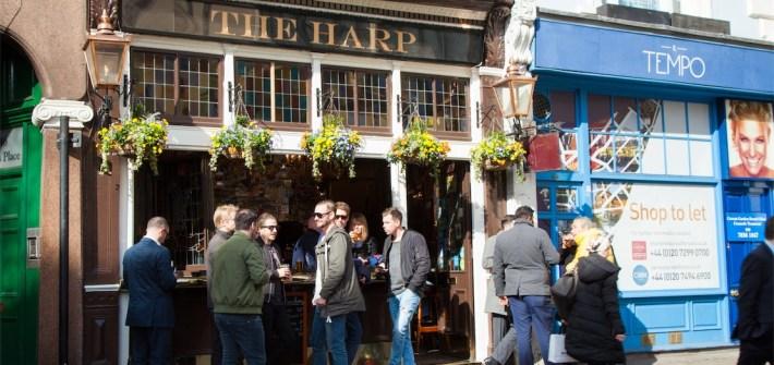 The Harp in London
