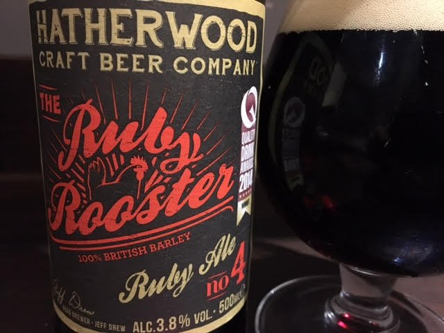Hatherwood's Ruby Rooster - No 4