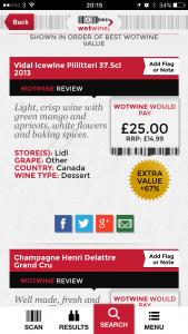 Wotwine Wine App