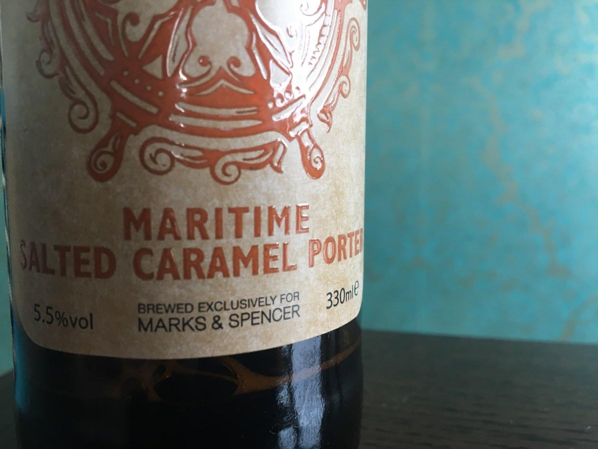 Tasting Beers #1: Maritime Salted Caramel Porter