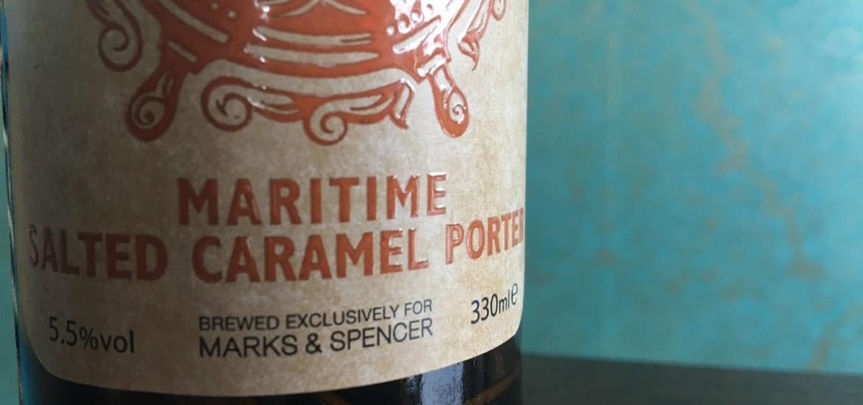 maritime salted caramel porter