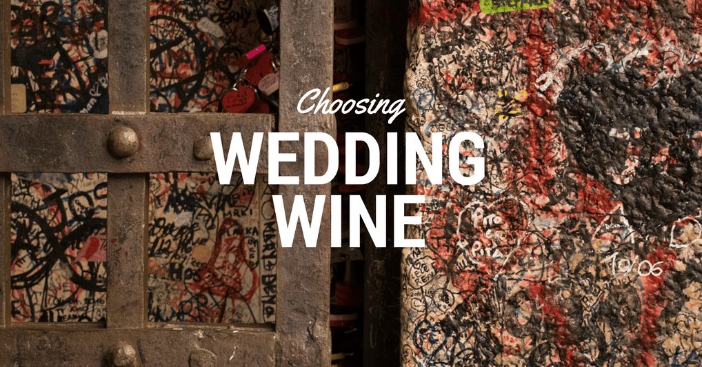 The Best Wine for a Wedding Reception? Choosing Wedding Wine Part 2