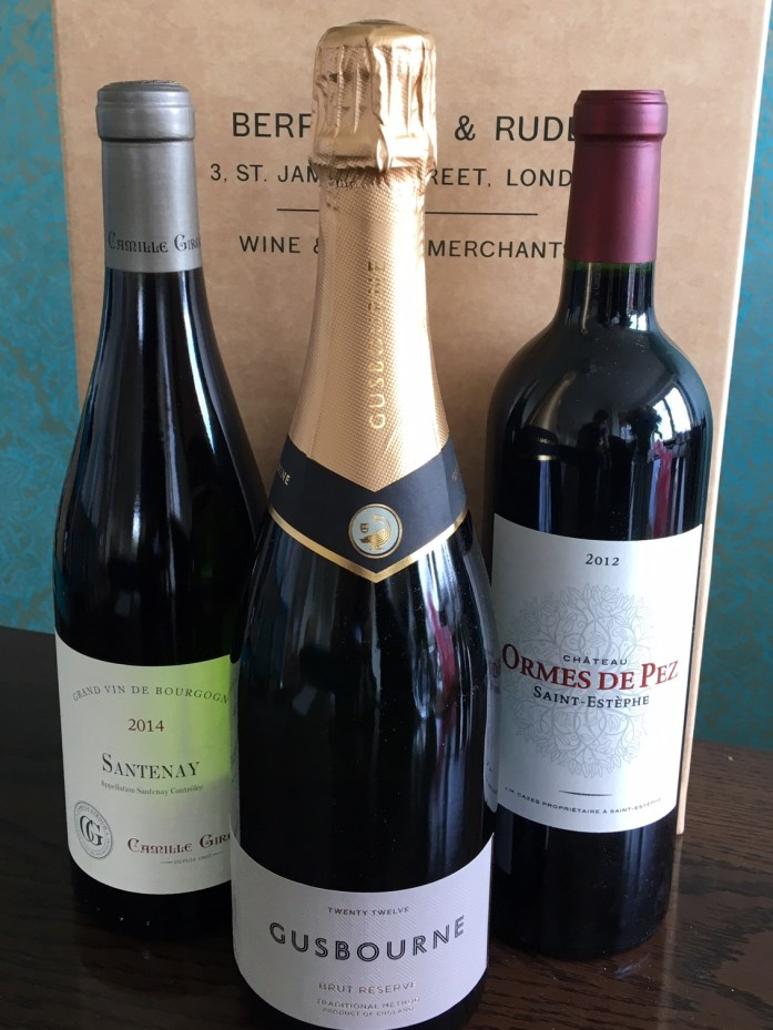 Wine for Wedding Anniversaries