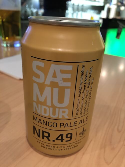 Mango Pale Ale