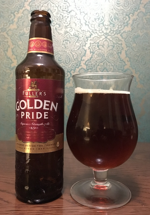 Fuller's Golden Pride, a Classic