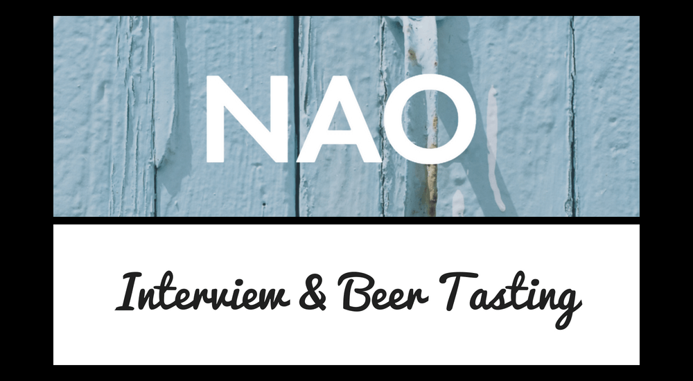 Nao Brewery Interview and Beer Tasting