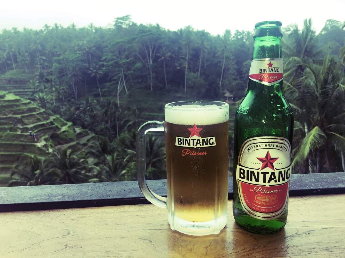 Bintang - The Beer of Bali