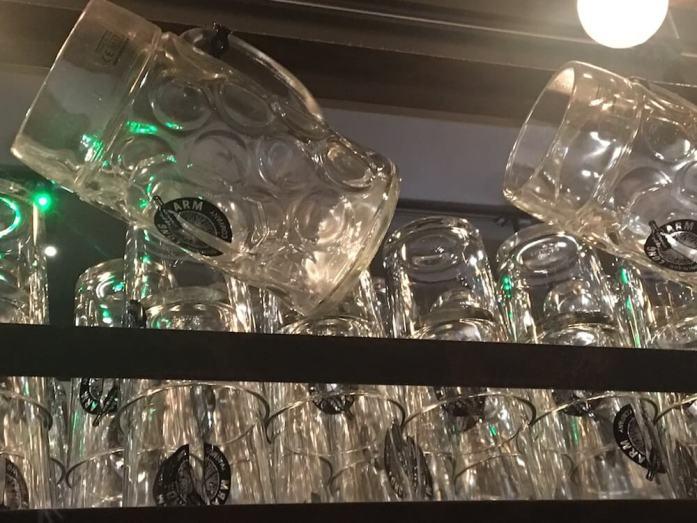 German Stein Glasses
