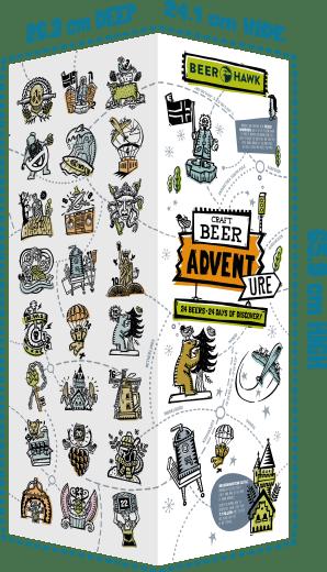 Beerhawk Advent Calendar