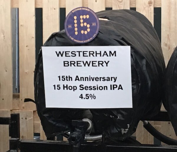 15 Hop Anniversary Ale