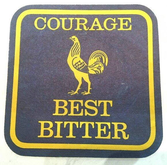 Courage Bitter