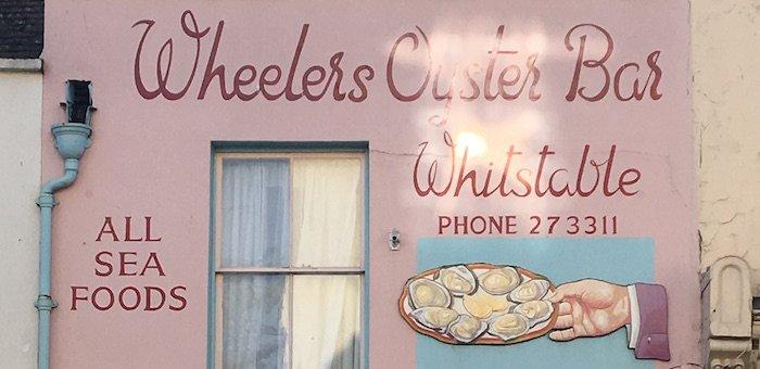 Wheelers Oyster Bar Outside