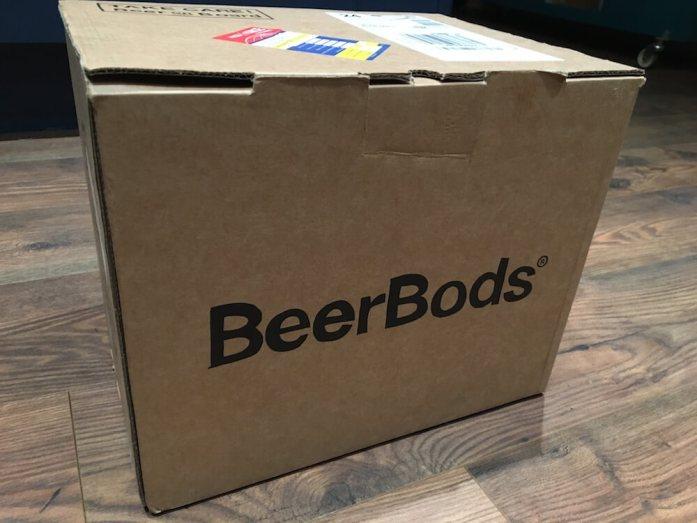Beerbods delivery