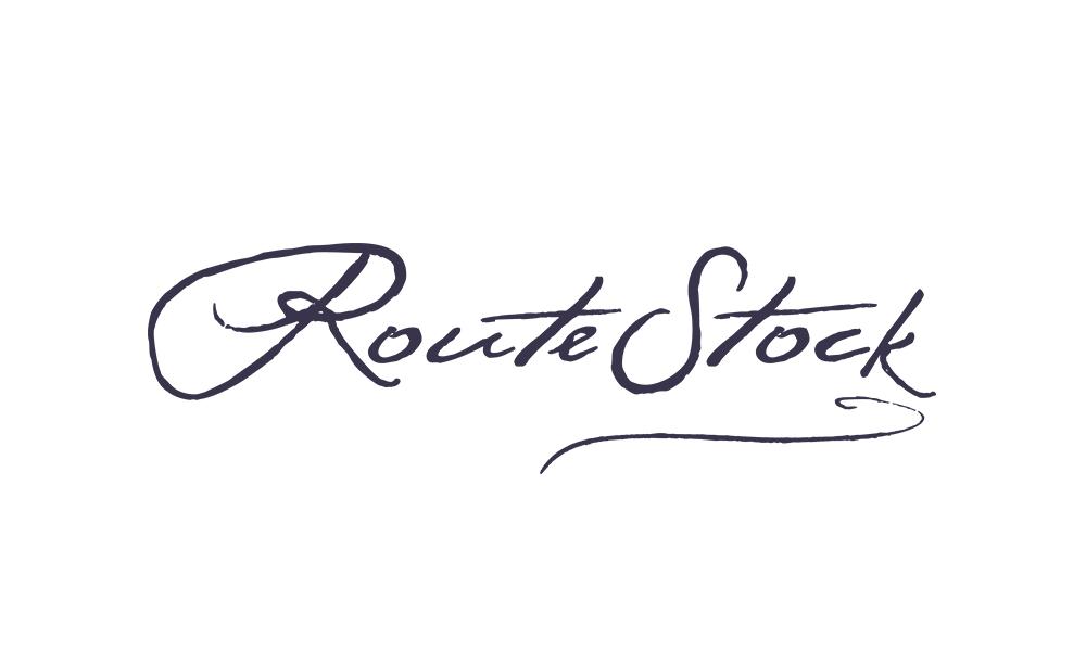 Route Stock Logo