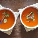 soupe poivron