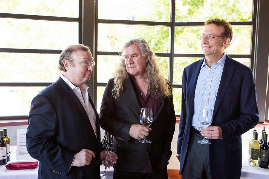 Henry Owsley, Chris Upchurch, Sam Bronfman