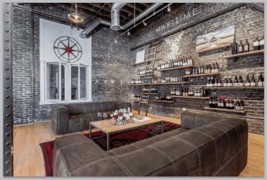 Maritime wine studio