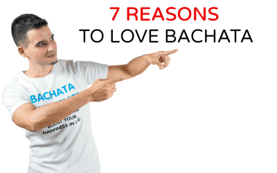 7 reasons why you should dance Bachata today!