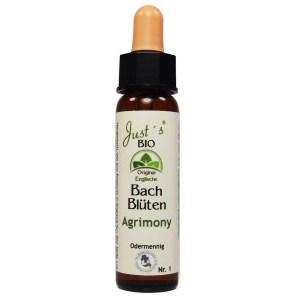 Agrimony original englische Bio Bachblüten Tropfen