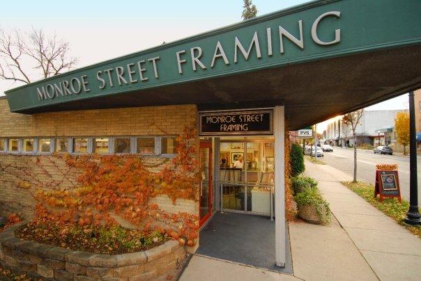 Monroe Street Framing.jpg
