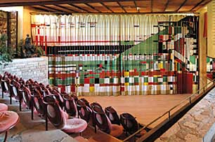 Hillside Theater Interior