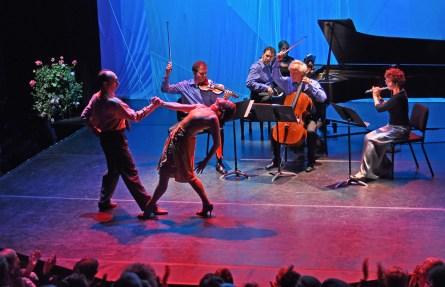 Jacques St. Cyr & Maria Castello, Tango Dancers