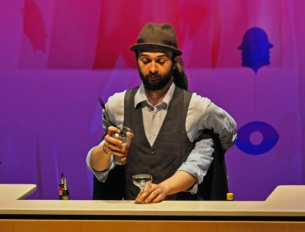 Mixologists from Merchant