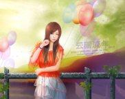 girl_by_hiliuyun