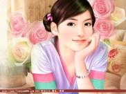 beautiful girls june ba-22780