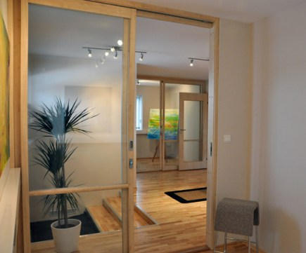 TQM interiør kontorer / interior office