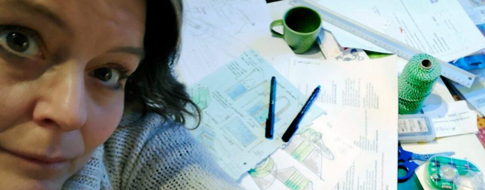 Pernille - idé og skissering