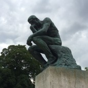 Rodin on traveling abroad.