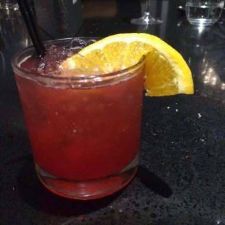 Bourbon Punch