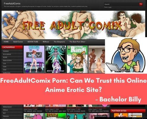 FreeAdultComix reviews