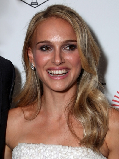 Natalie Portman Blonde Hair Bachelorette Lifestyle