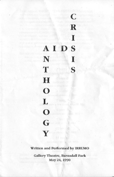 AIDS Crisi Anthology Program
