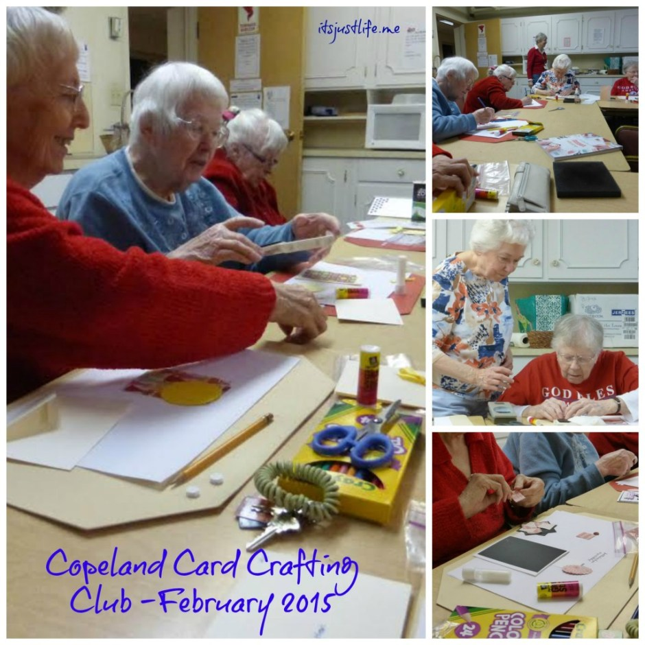 Copeland Oaks Card Crafting Club