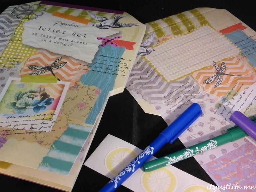 Letters at ItsJustLife.me