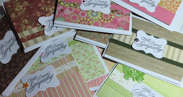 Sympathy Cards at itsjustlife.me