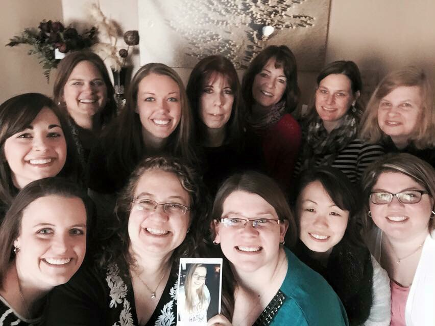 Photo Credit:  Donna Hup and her amazing Selfie Stick