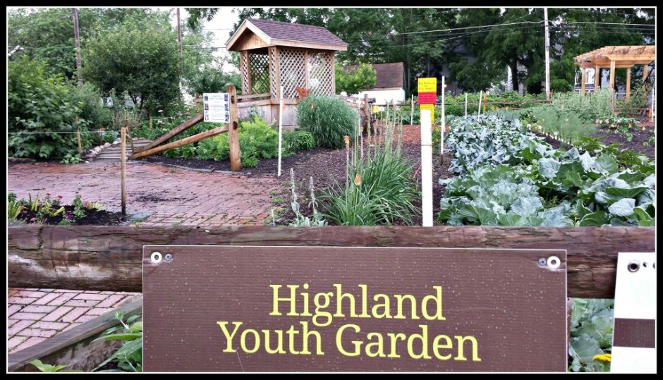 Image from Highland Youth Garden
