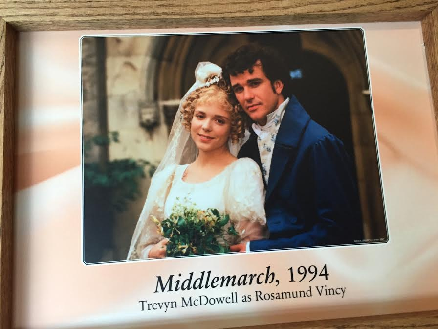 Middle march with Trevyn McDowell as Rosamund Vincy