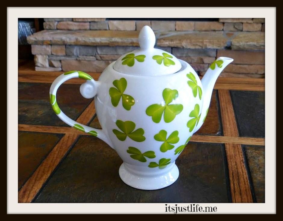 shamrock teapot 4