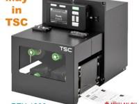 Máy in TSC PEX-1000 chính hãng, Máy in TSC sắp ra mắt, May in TSC, máy in mã vạch TSC sắp ra mắt